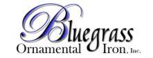 Bluegrass Ornamental Iron, Inc.